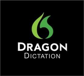 Dragon Dictation for iphone تطبيقات الإملاء الصوتي الشهيرة