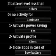 تحميل برنامج الحافظ طاقة البطارية لجوال نوكيا Battery Saver for nokia