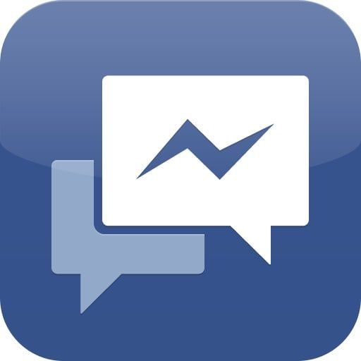 Facebook Messenger for iphone برنامج فيس بوك ماسنجر 2014 للايفون