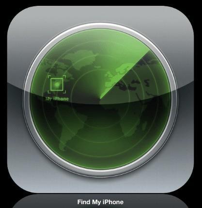 Find My iPhone تطبيق ايجاد الايفون