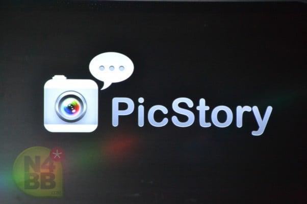 picstory for blackberry برنامج لتعديل الصور ودمجها للبلاك بيري