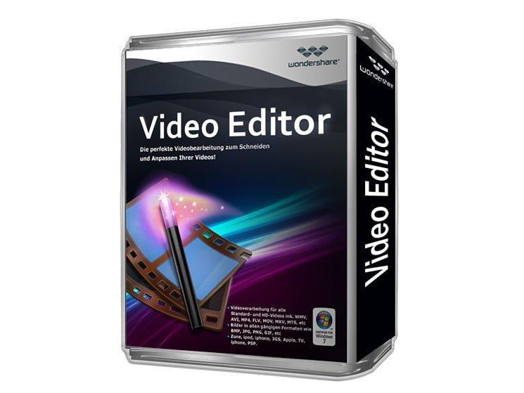 تحميل برنامج تعديل الفيديو واندر شاير للكمبيوتر برابط مباشر مجانا Wondershare Video Editor