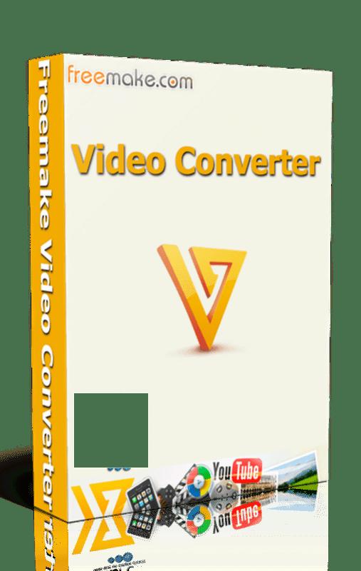 تحميل برنامج تحويل صيغ الفيديو فرى مايك فيديو للكمبيوتر برابط مباشر Freemake Video Converter