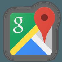 google map1 200x200 - تحميل عملاق عرض الخرائط جوجل ماب للايفون مجانا Google Maps