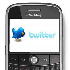 برنامج تويتر للبلاك بيري twitter blackberry