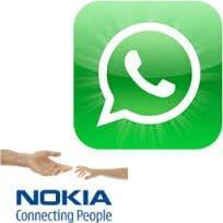 احدث اصدار من برنامج المحادثه الواتس اب نوكيا  WhatsApp Messenger