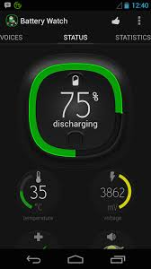 تحميل برنامج لعرض حاله البطارية للبلاك بيري  Battery Watch