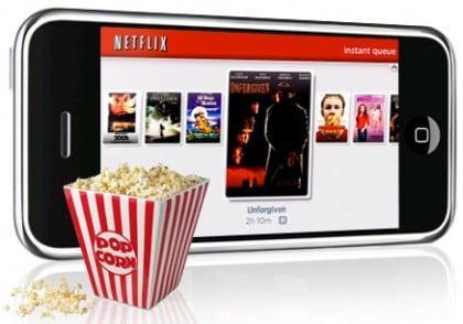 Netflix for iphone برنامج مشاهده قنوات التليفزيون