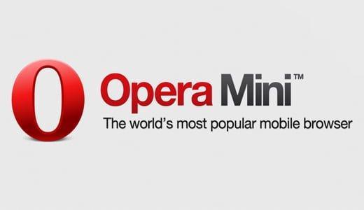 تحميل المتصفح رقم 1 فى العالم لنوكيا Opera Mini web browser