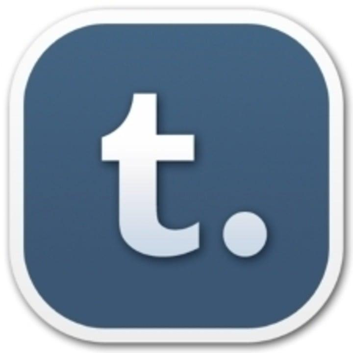 Tumblr for iphone تطبيق تمبلر للايفون
