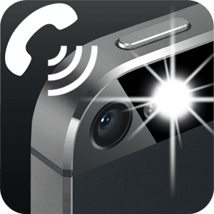 تنبيهات الفلاش على المكالمات والرسائل النصية القصيرة للاندرويد Flash Alerts