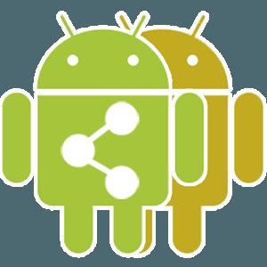 ارسال تطبيقات الخاصة بك إلى أصدقائك عن طريق البلوتوث MyAppSharer android