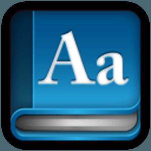 قاموس انجليزى.عربى-عربى.انجليزى للجلاكسى Dictionary English-Arabic galaxy