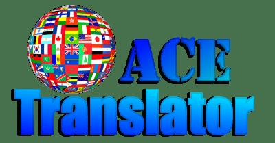 تحميل برنامج المترجم العالمى للكمبيوتر جميع اللغات ايس Ace Translator